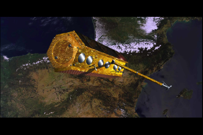 PAZ  Radar Satellite: one of the two Spanish EO satellites developed by ECE as Prime Contractor