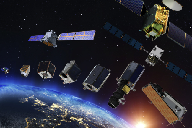 The SSTL satellite platform range